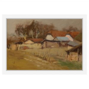 Tablou pictat in ulei
