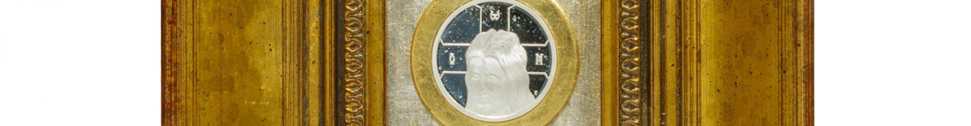 Icoana – Medalion Iisus