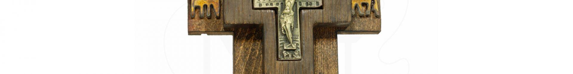 Cruce – Crucifix argintat II