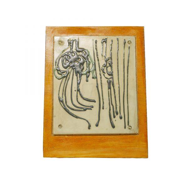 Obiect din ceramica lucrat manual