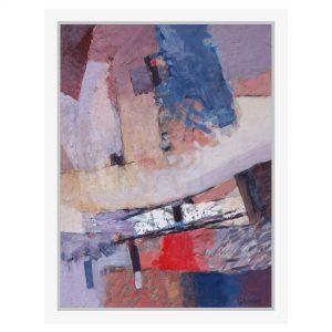 Pictura pe panza - Atelierul - Cornelia GHERLAN